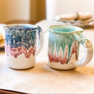 Other - Set of 2 Ceramic Mugs